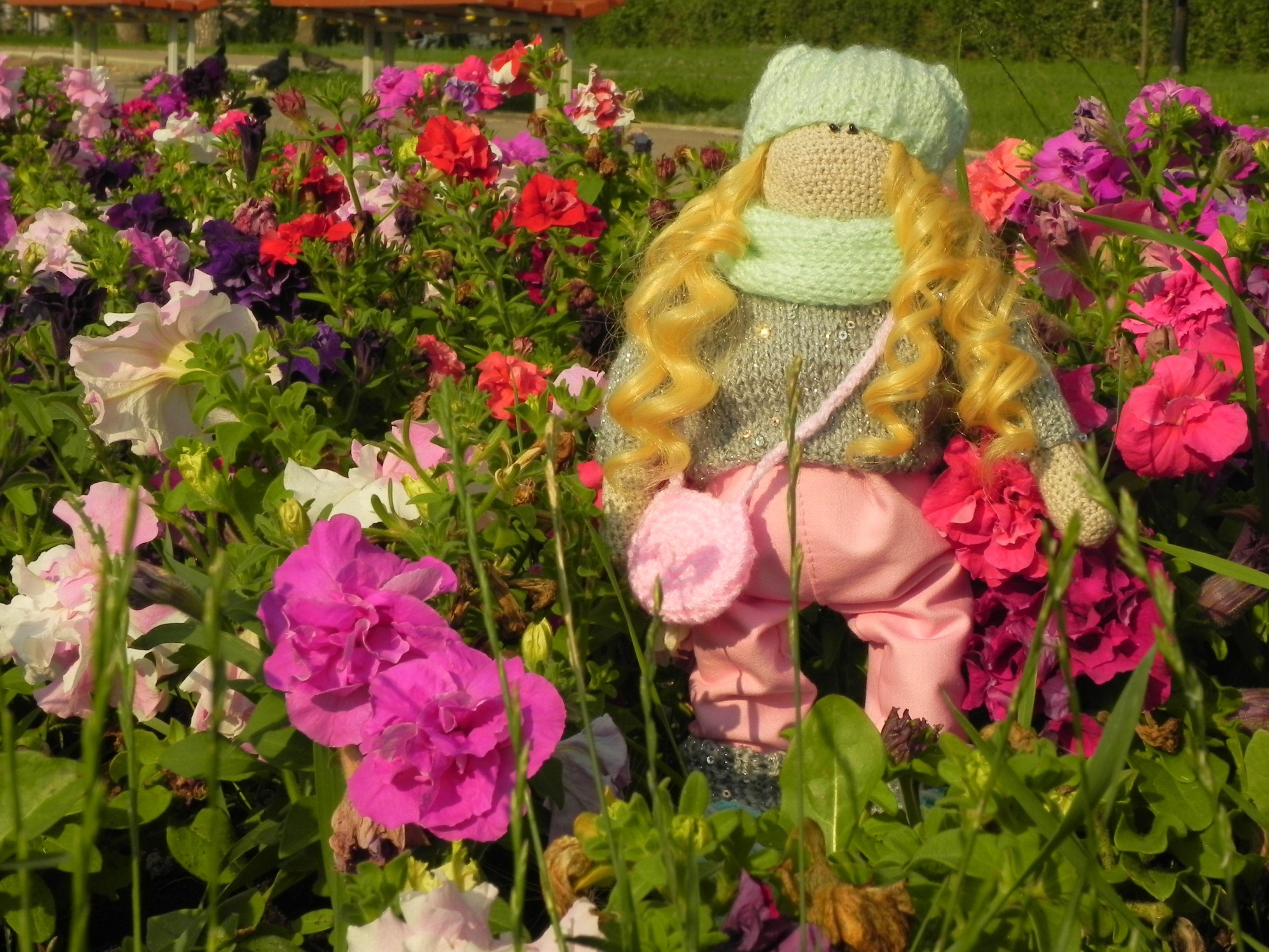 интерьерная женщине игрушка кукла вязание заказ эксклюзивный вязаная подарок