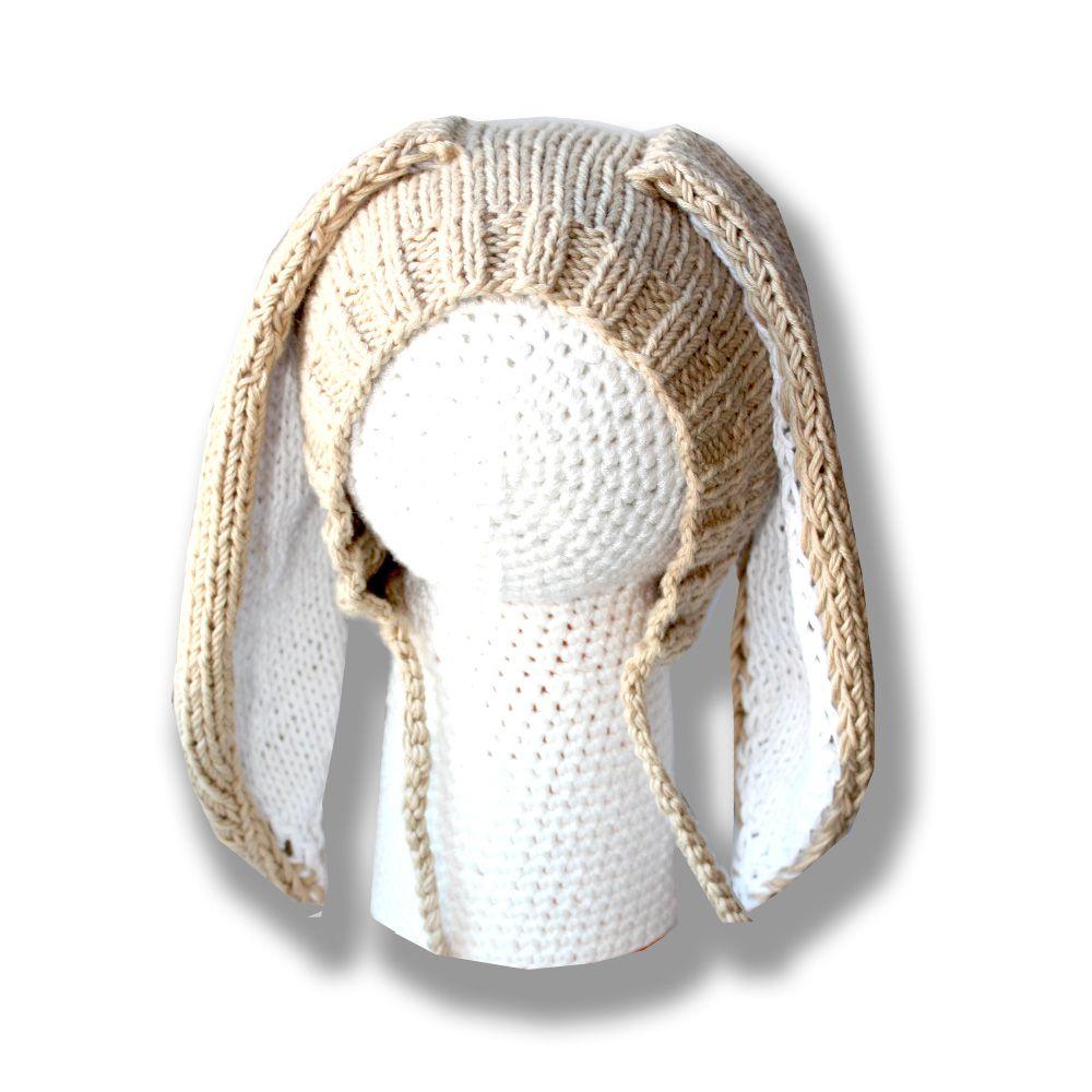 одежда связанное ушками купить подарок и новорожденного шапочка детям аксессуары бежевый для шляпки ручная с работа нежный шапки спицами комплект выписку комплекты детские чепчик малышам зайка зайчик связанные продажа на штанишки