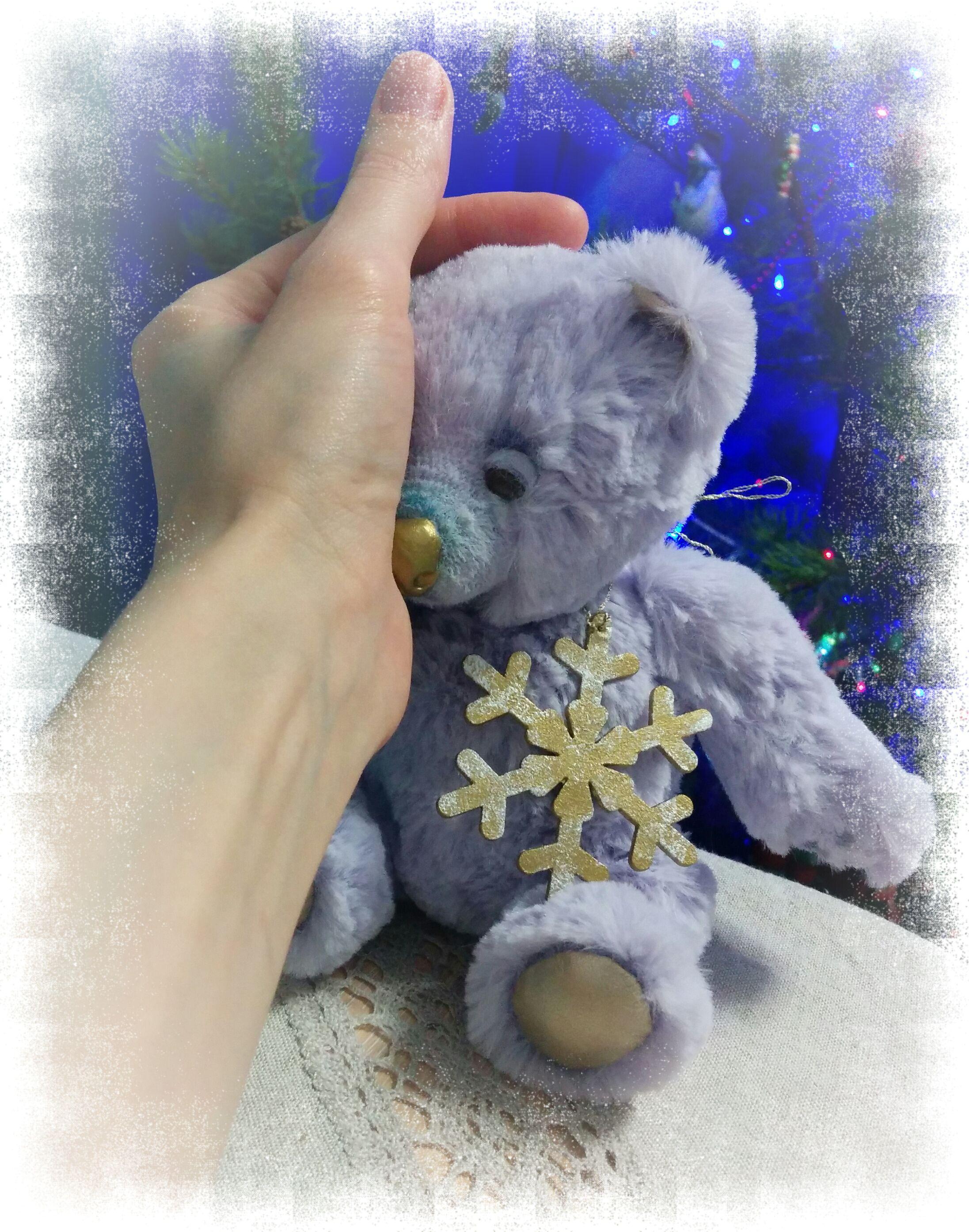 #новогоднийполарок #ручнаяработа #тедди #жксклюзивныйполарок #мишкатедди #куклыюлииволынской