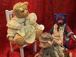 мишкаручнойработы конкурс конкурсработ авторскиемишкитедди выставкапродажа мишкитедди кукларучнойработы авторскаякукла выставка куклы