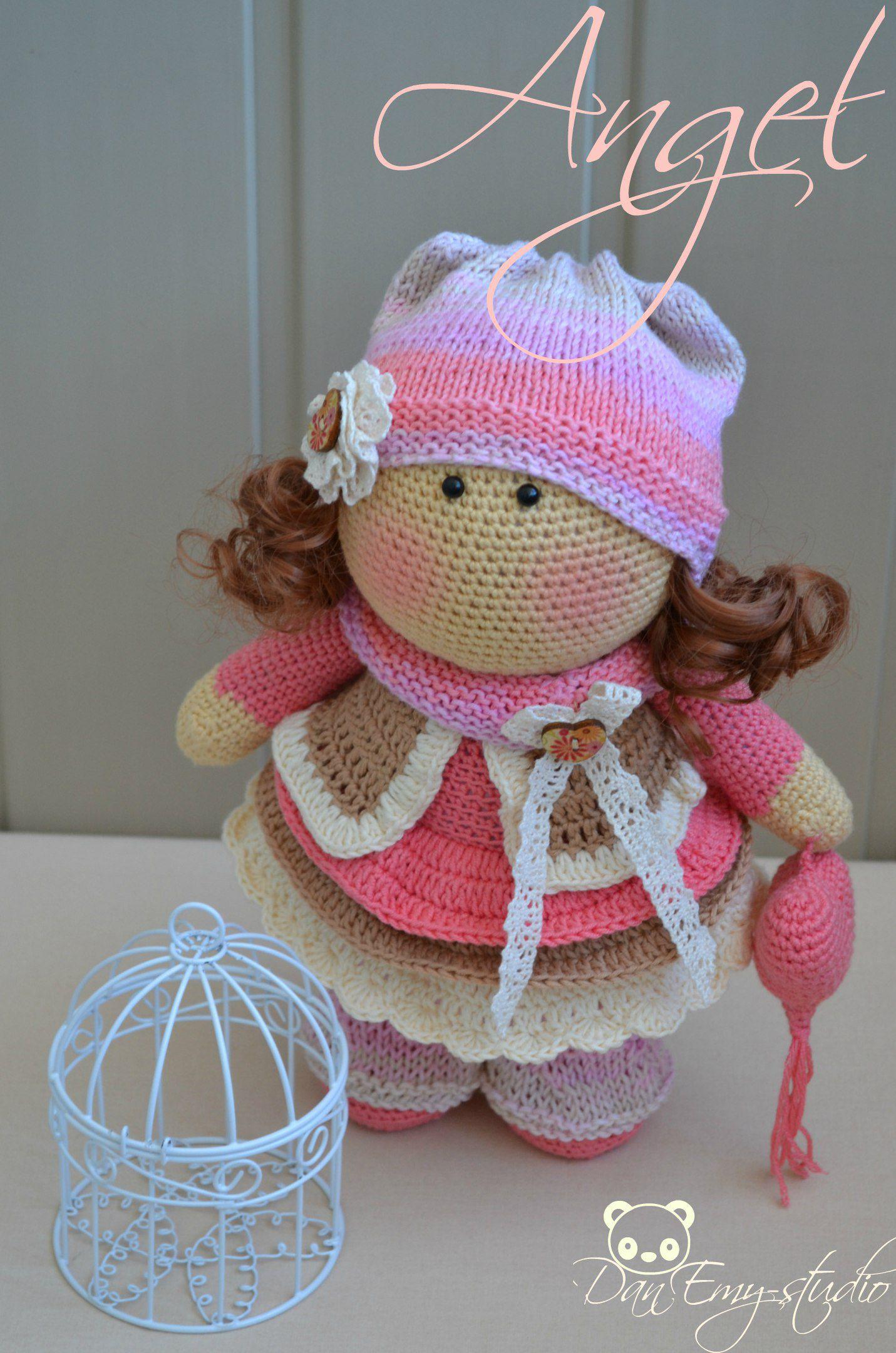 кукларучнойработы кукладлядуши авторскаякукла куклавподарок dolls интерьернаякукла