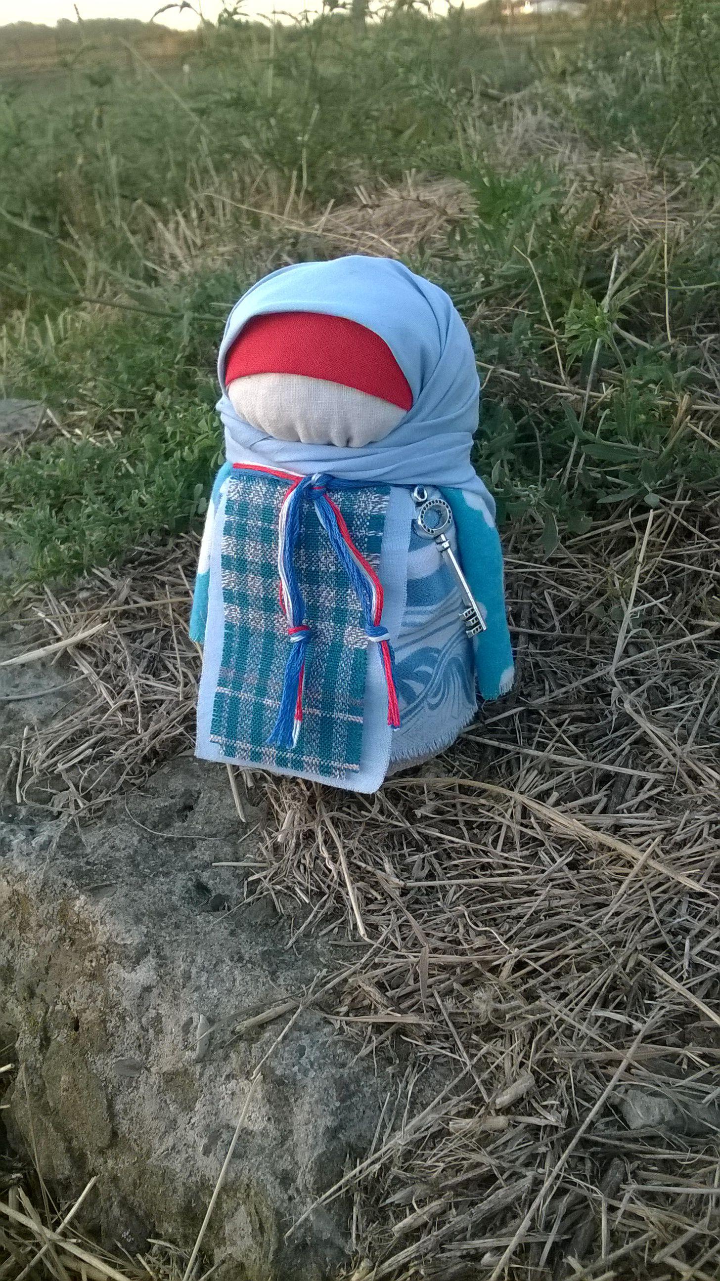 славянскаякукла крупеничка народная богачка кукла