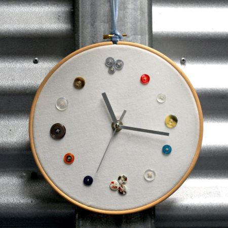 Часы своими руками 3