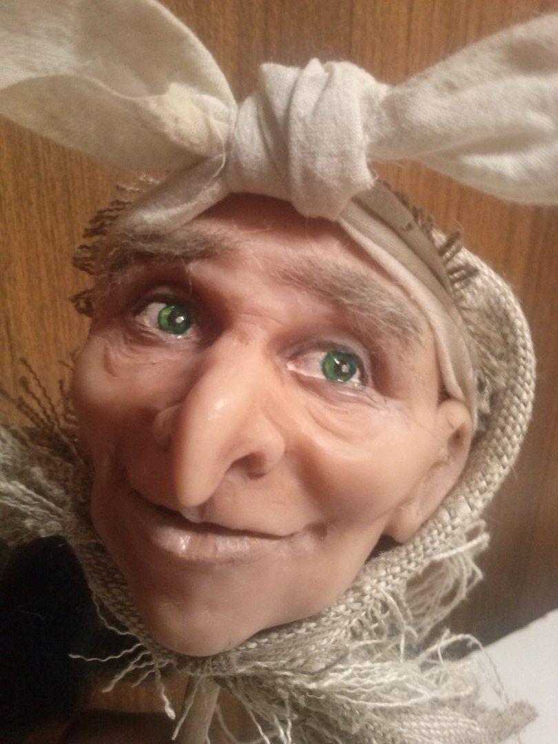 кукла сказка сувенир подарок баба яга