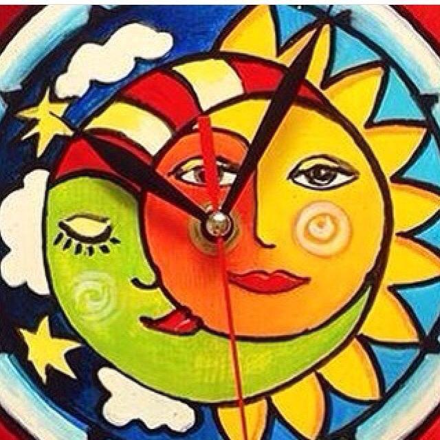 новыйгод интерьер часы часынастенные подарки
