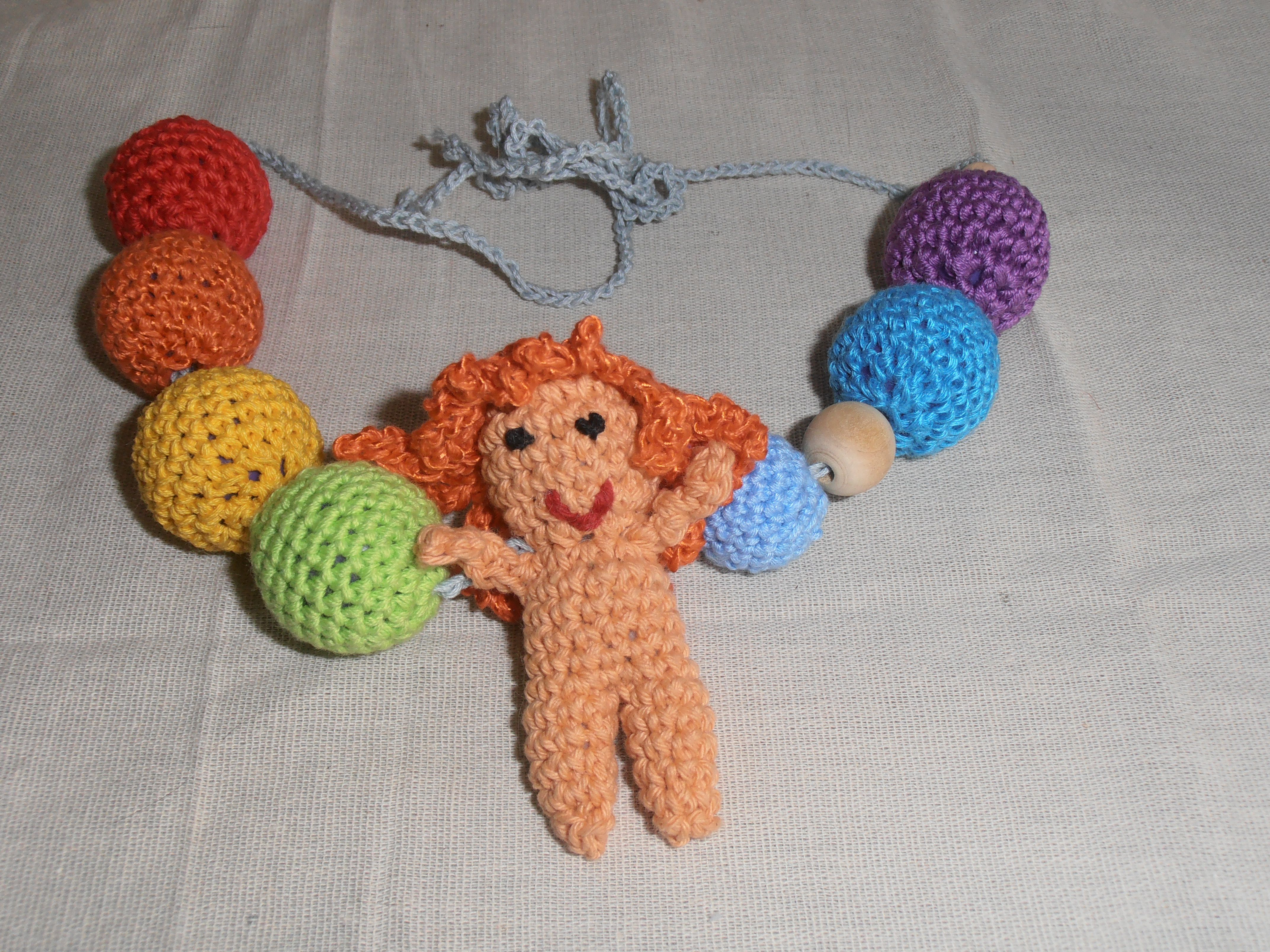 игрушка хлопок амигуруми слингобусы