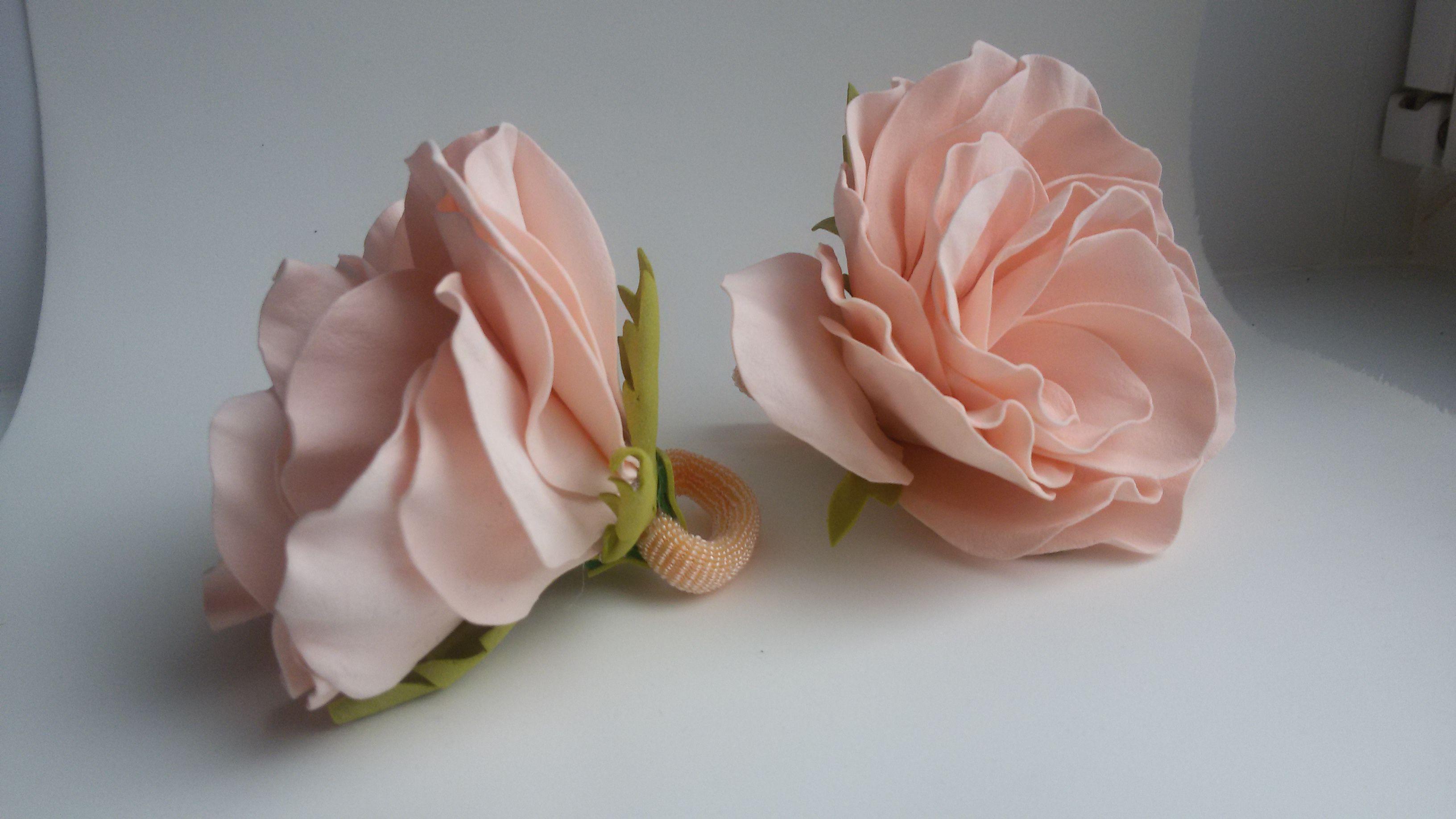 эустома цветы фоамиран