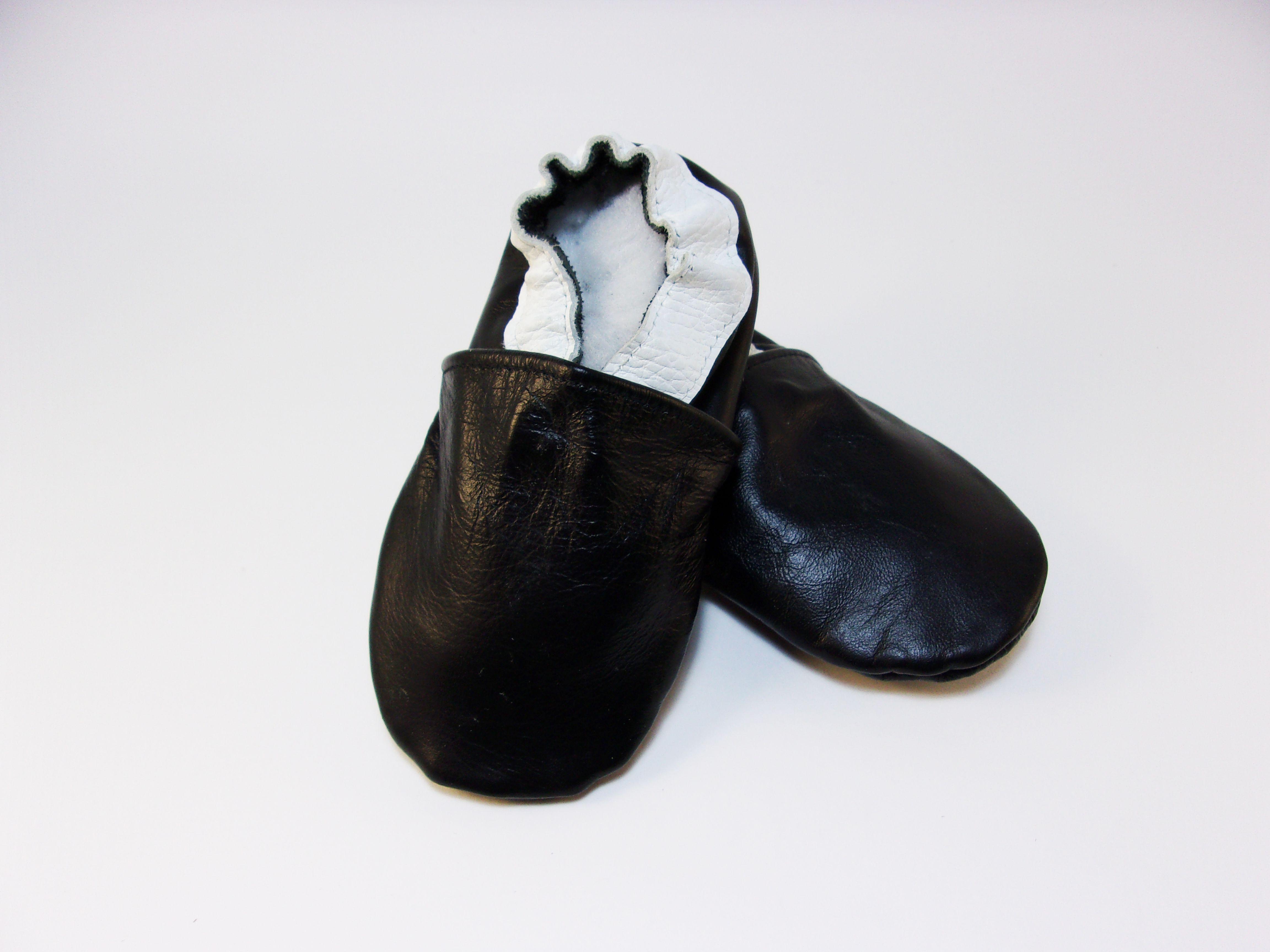 чешки кожаные тапочки малышей для обувь кожаная