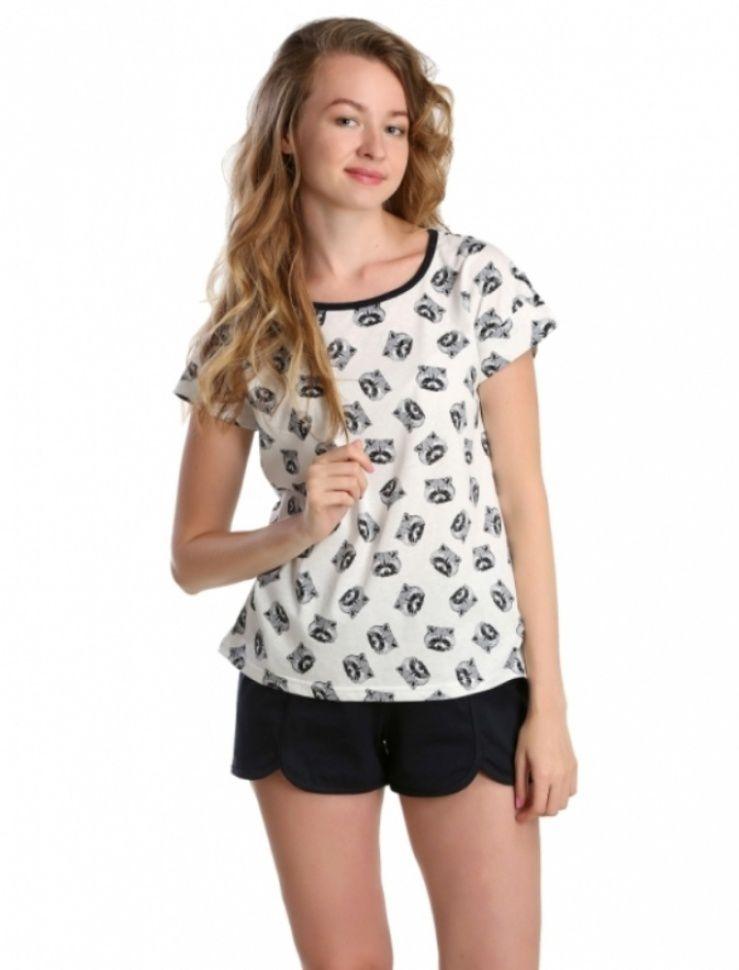 девушки шорты одежда футболка женский для пижама женские рисунком костюм дома женщин женская