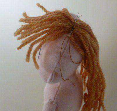 Как сделать куклу своими руками 14