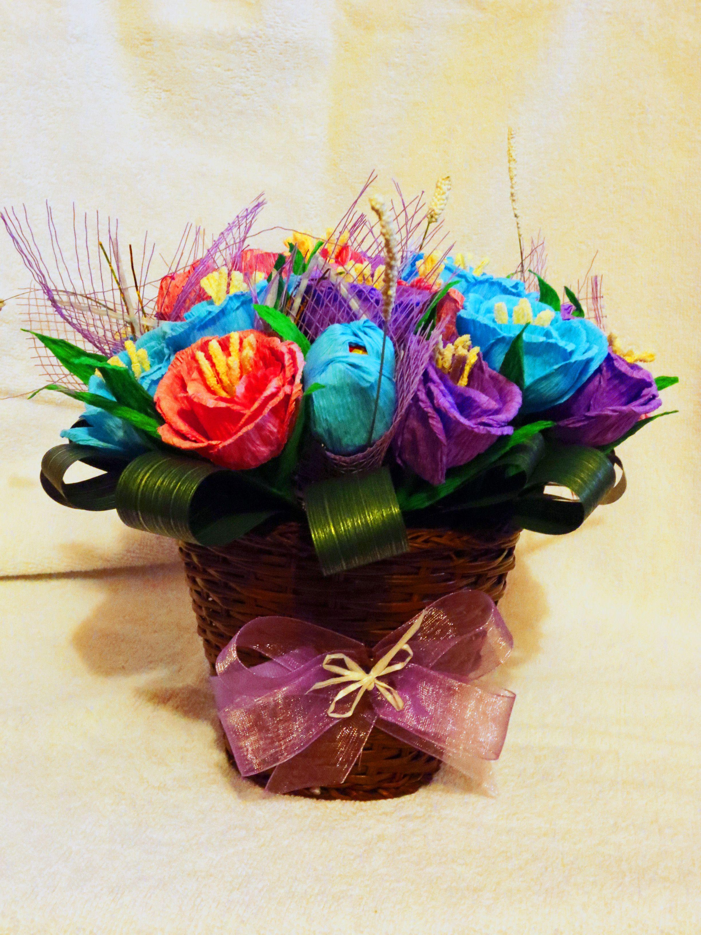 подарки цветы букет конфеты