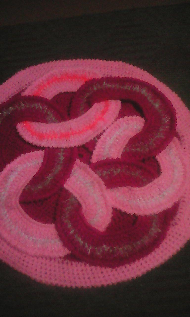 акриловая пряжа уют коврики ручная работа крючок вязаные бабушкины
