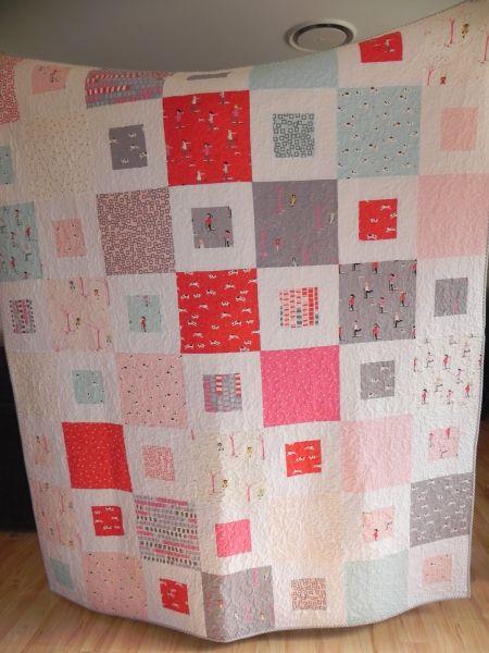 Лоскутное одеяло 1