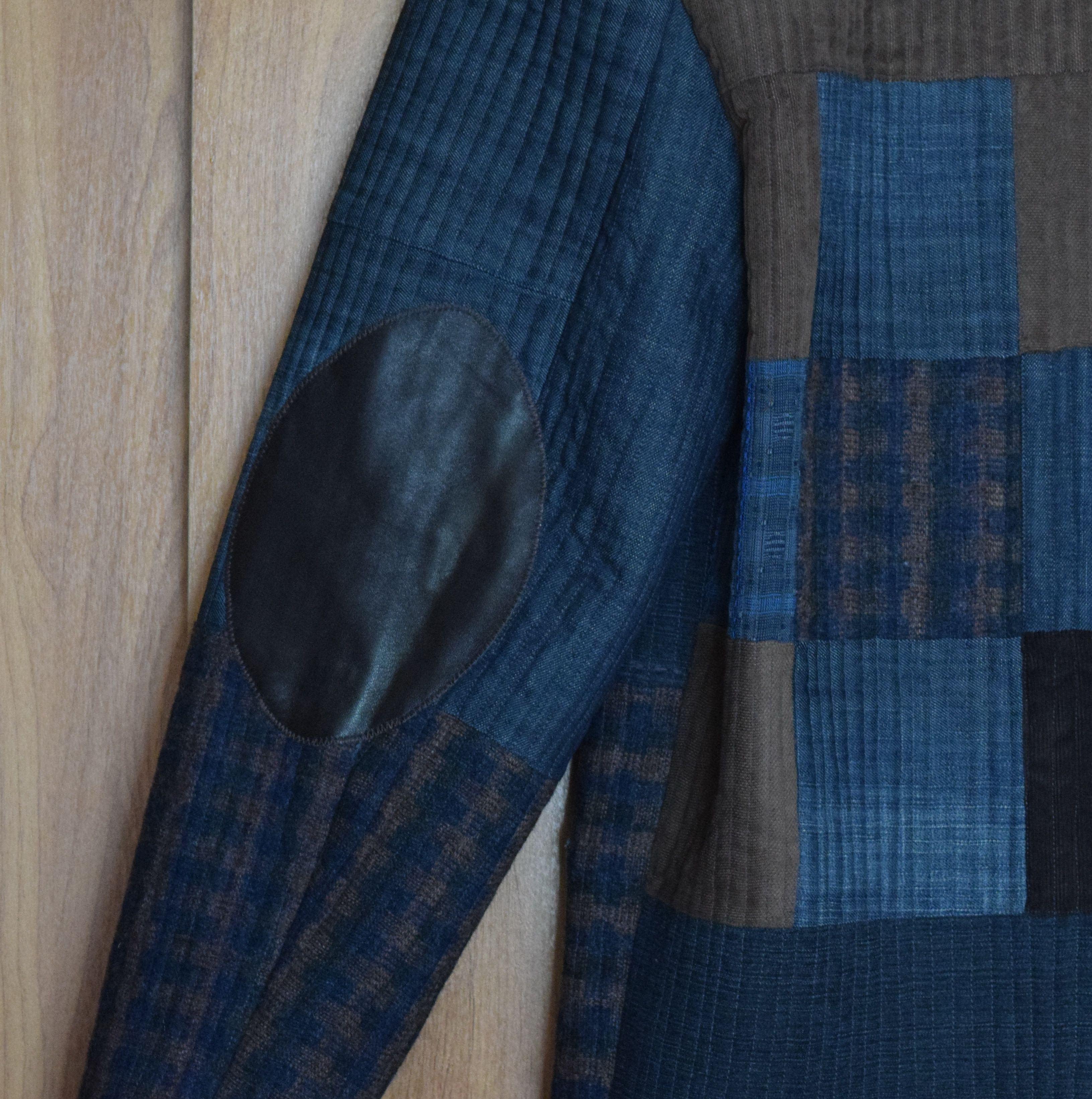 мужчинам мода кожа джинс кэжуал пиджак стиль креатив hendmade купить одежда своимируками