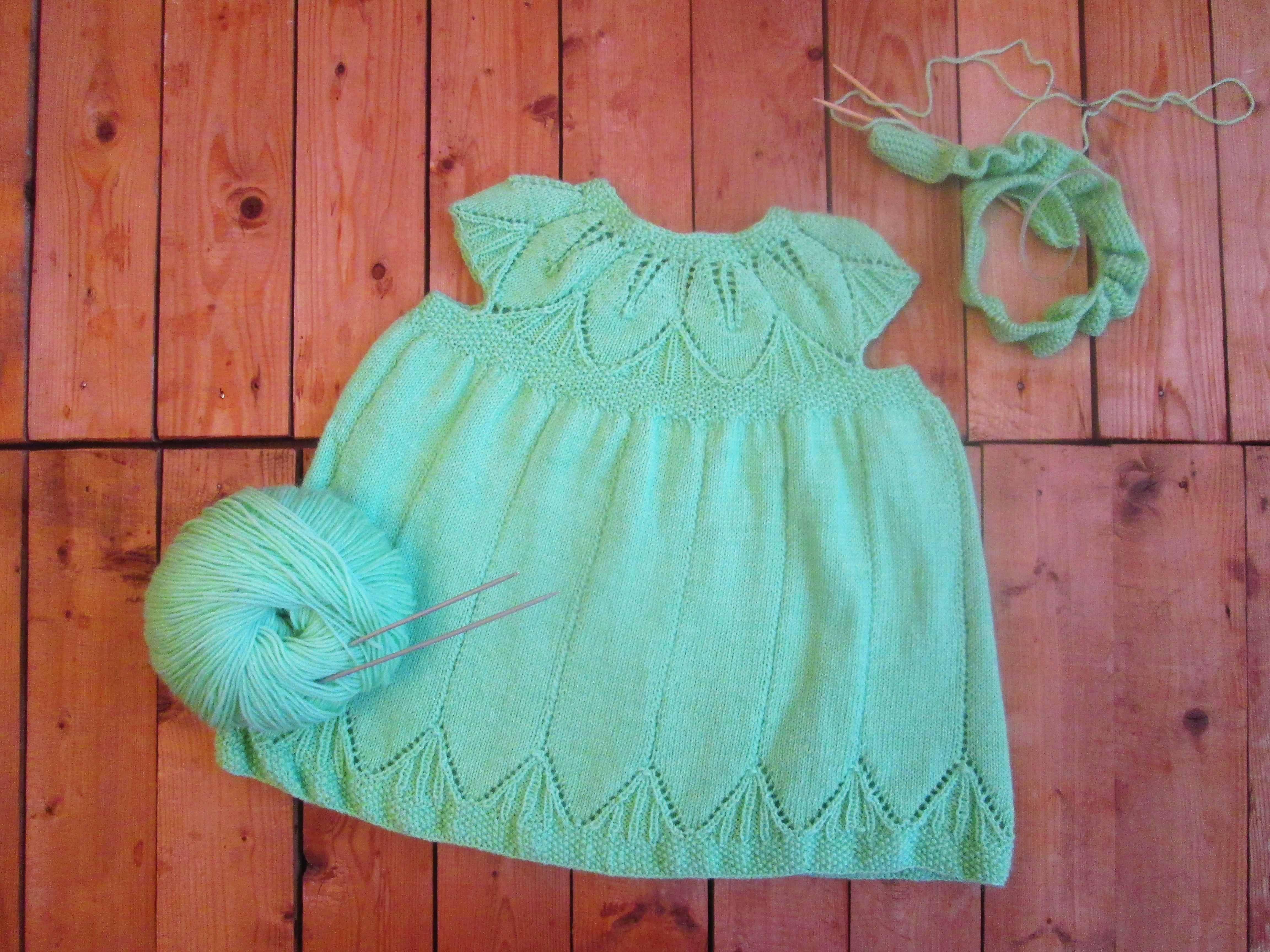 дети ручнаяработа платье длядевочек
