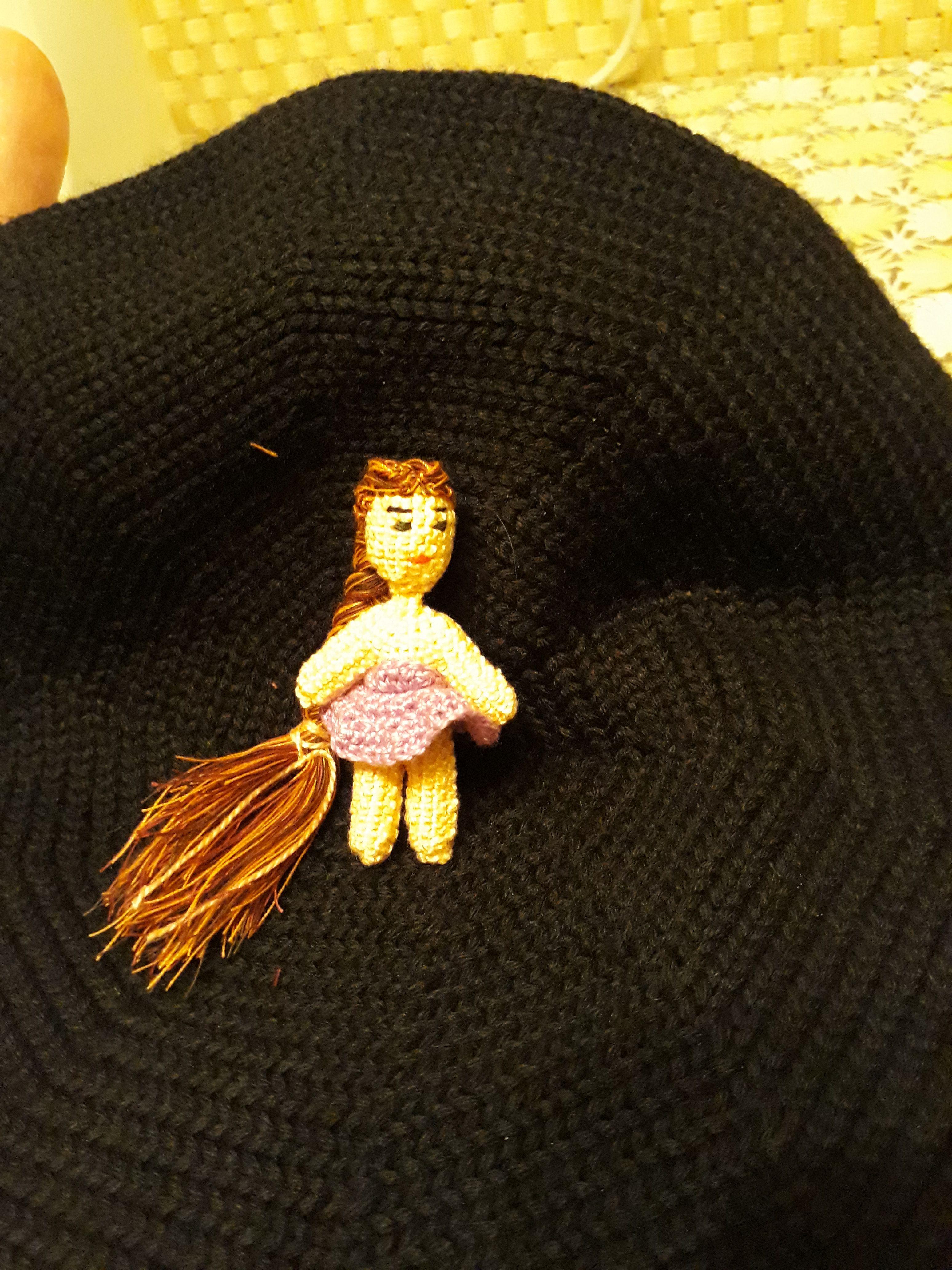 балерина русалочка крючком игрушка пупс невеста