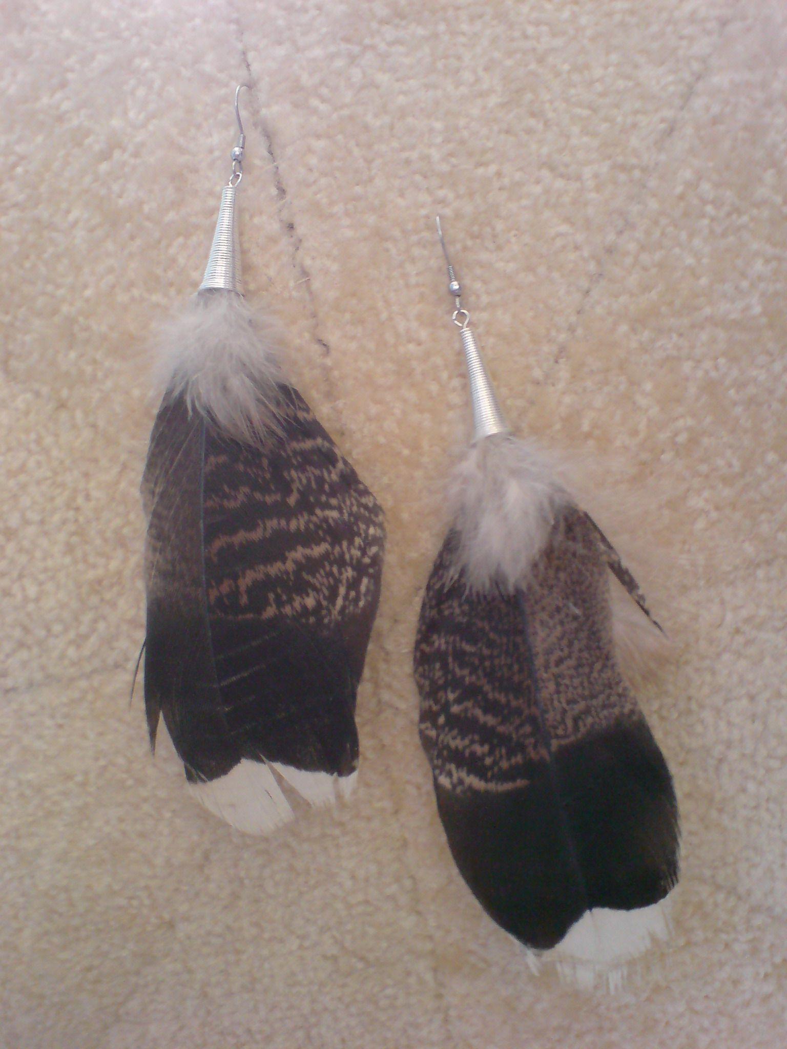 перья бижутерия подарки ручнаяработа украшения аксессуары