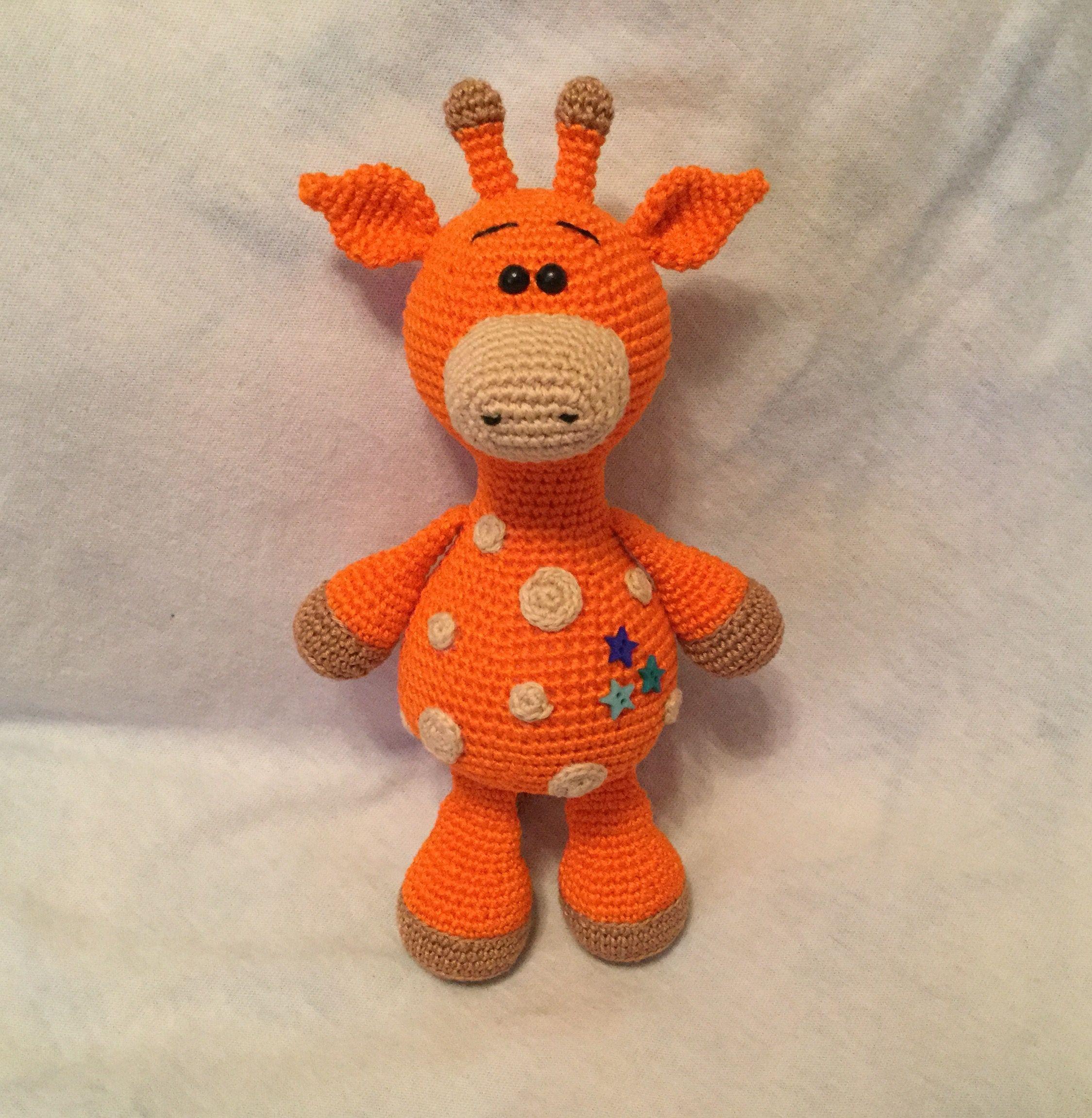 ручнаяработа игрушка жираф