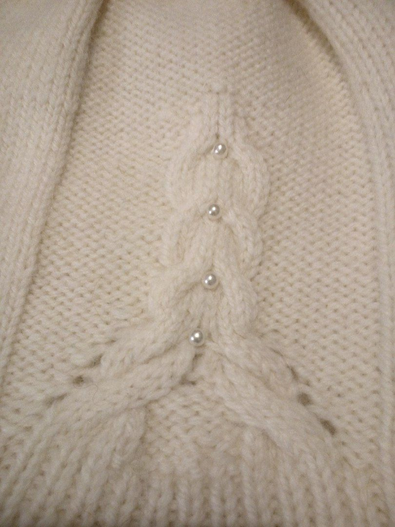 женскаяшапка шапка вязание