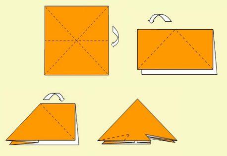 Оригами для детей 4