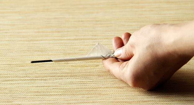 Плетение из газет 9