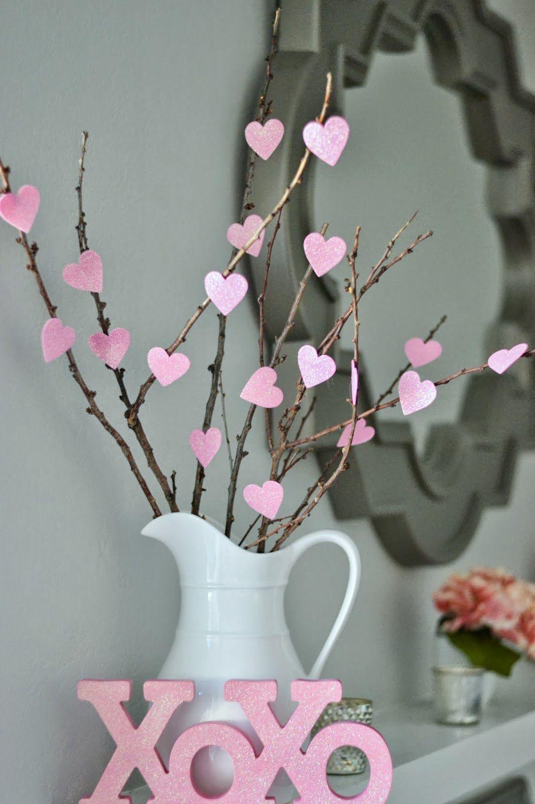 руками день декорсердечки святого валентина подарки своими