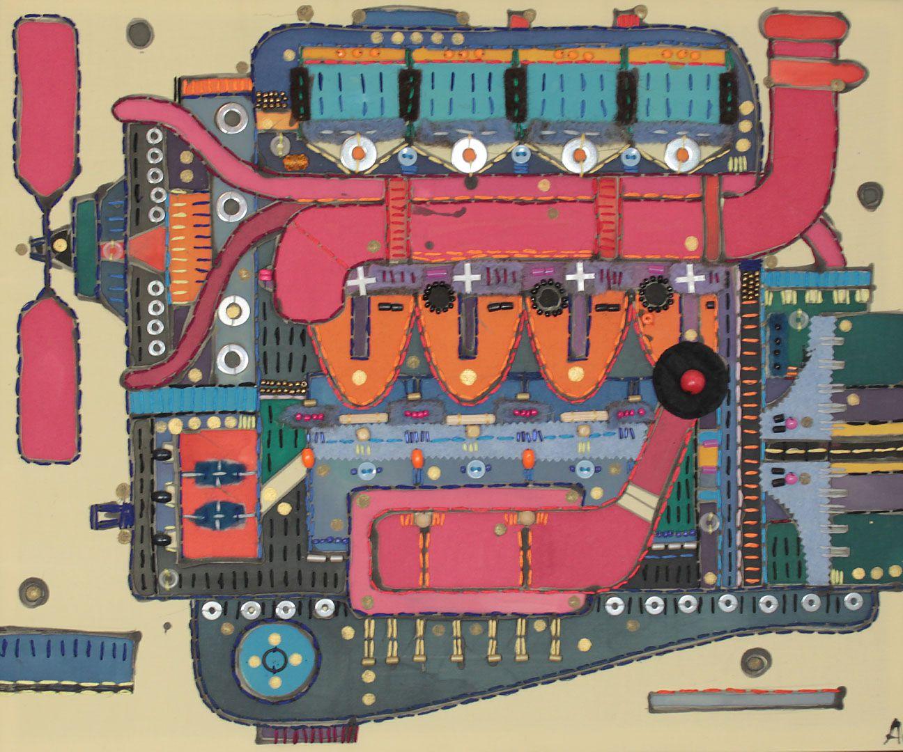 арттекстиль техноэтно декоративноепанно картинукупить картина этно