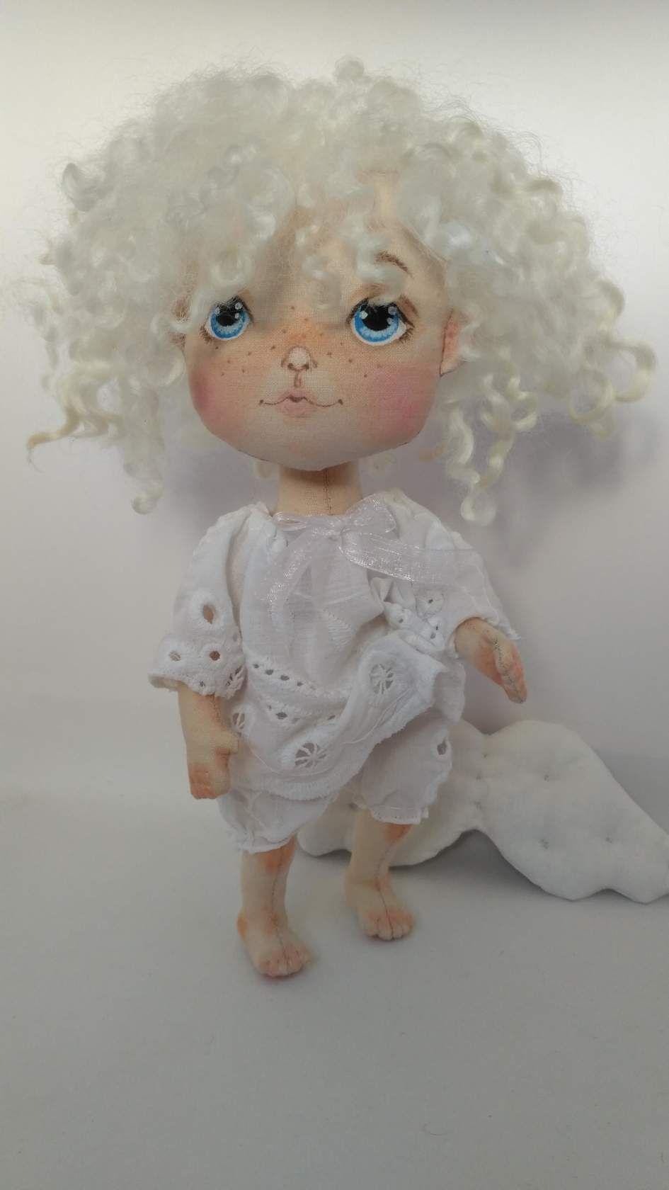 текстильная кукла авторская подарок