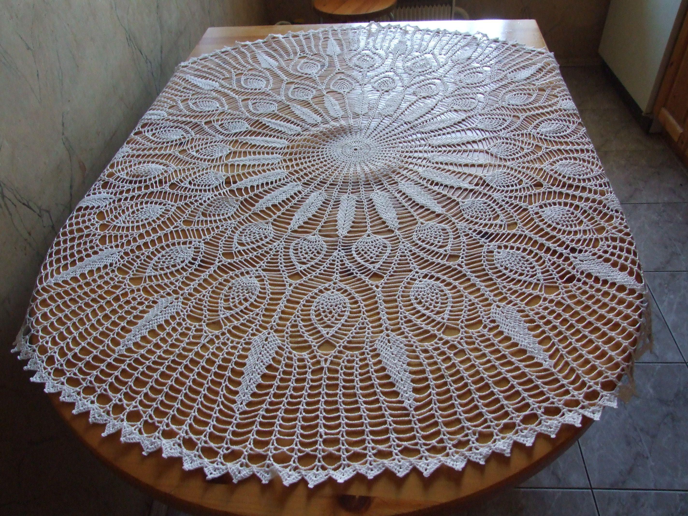 скатерть ажурная свадьбу подарок салфетка вязаная