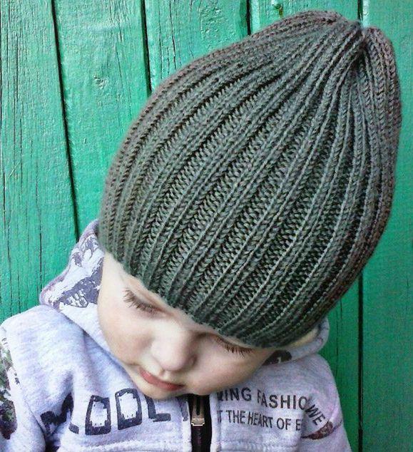 детское вязание заказ спицы шапочка