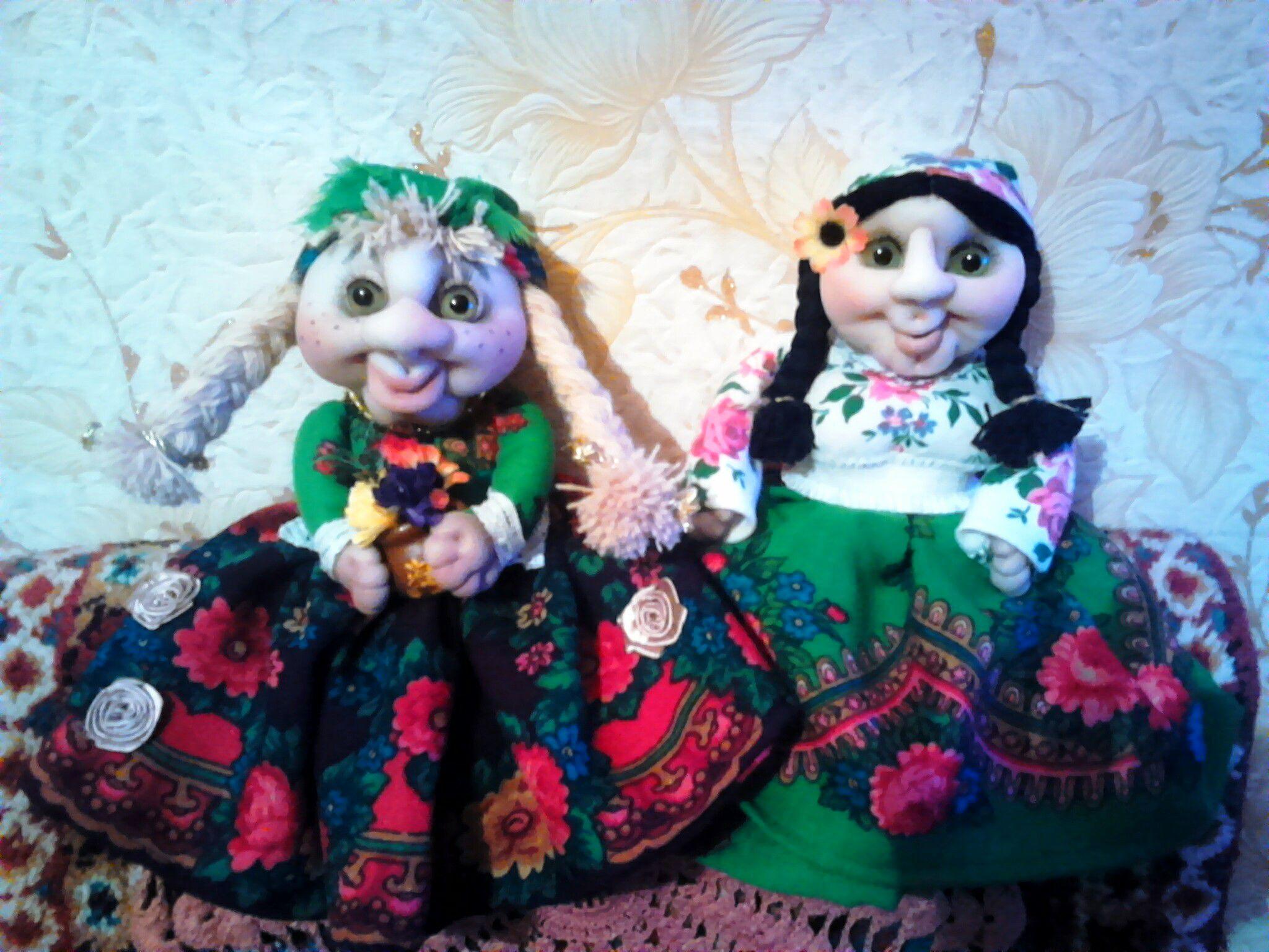 капрон куклы