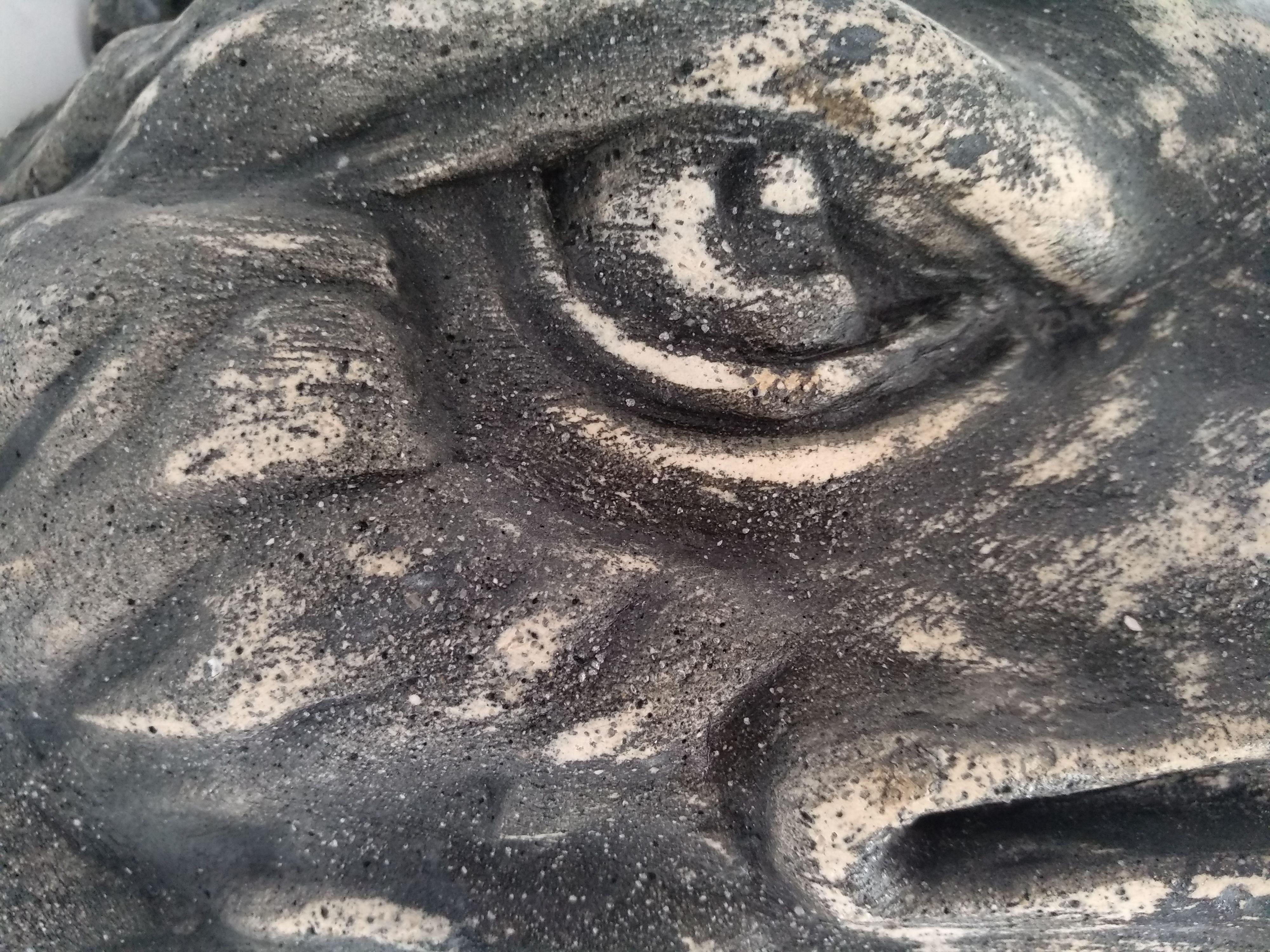 птица голова орел декор скульптура интерьер подарок