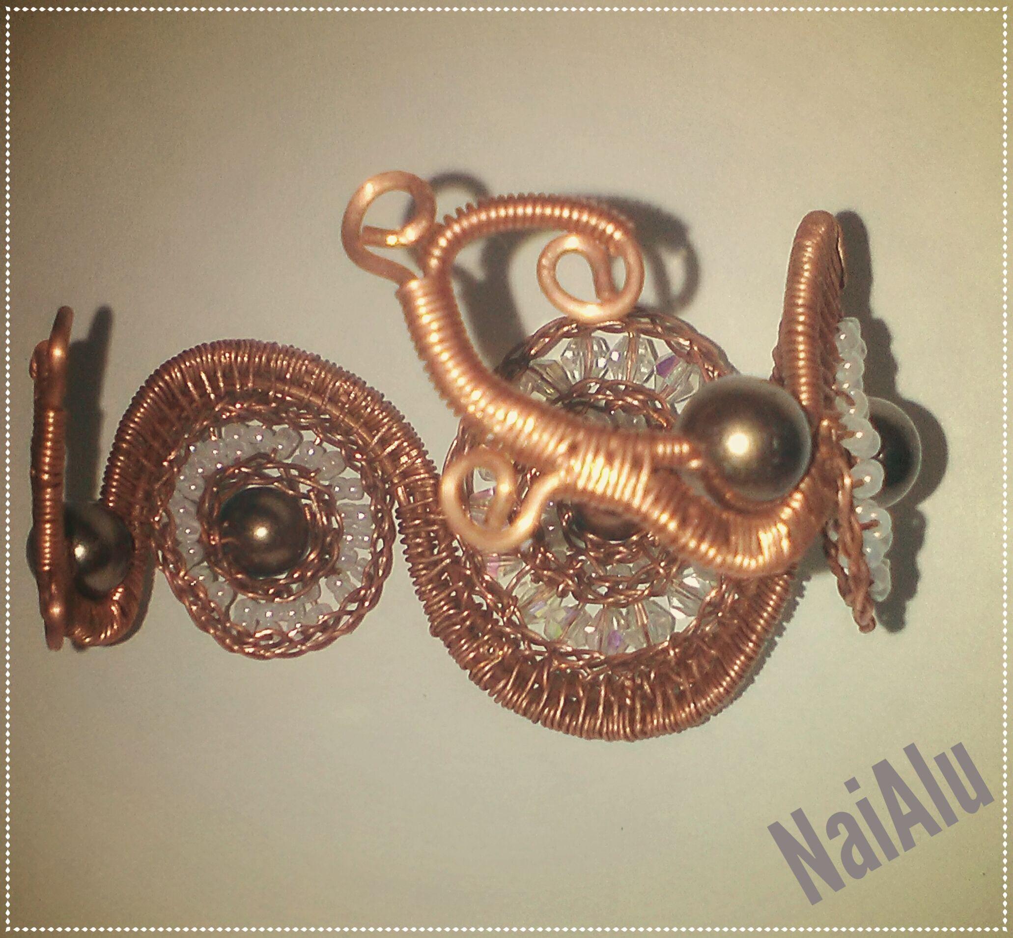 браслет имитациястарины украшение