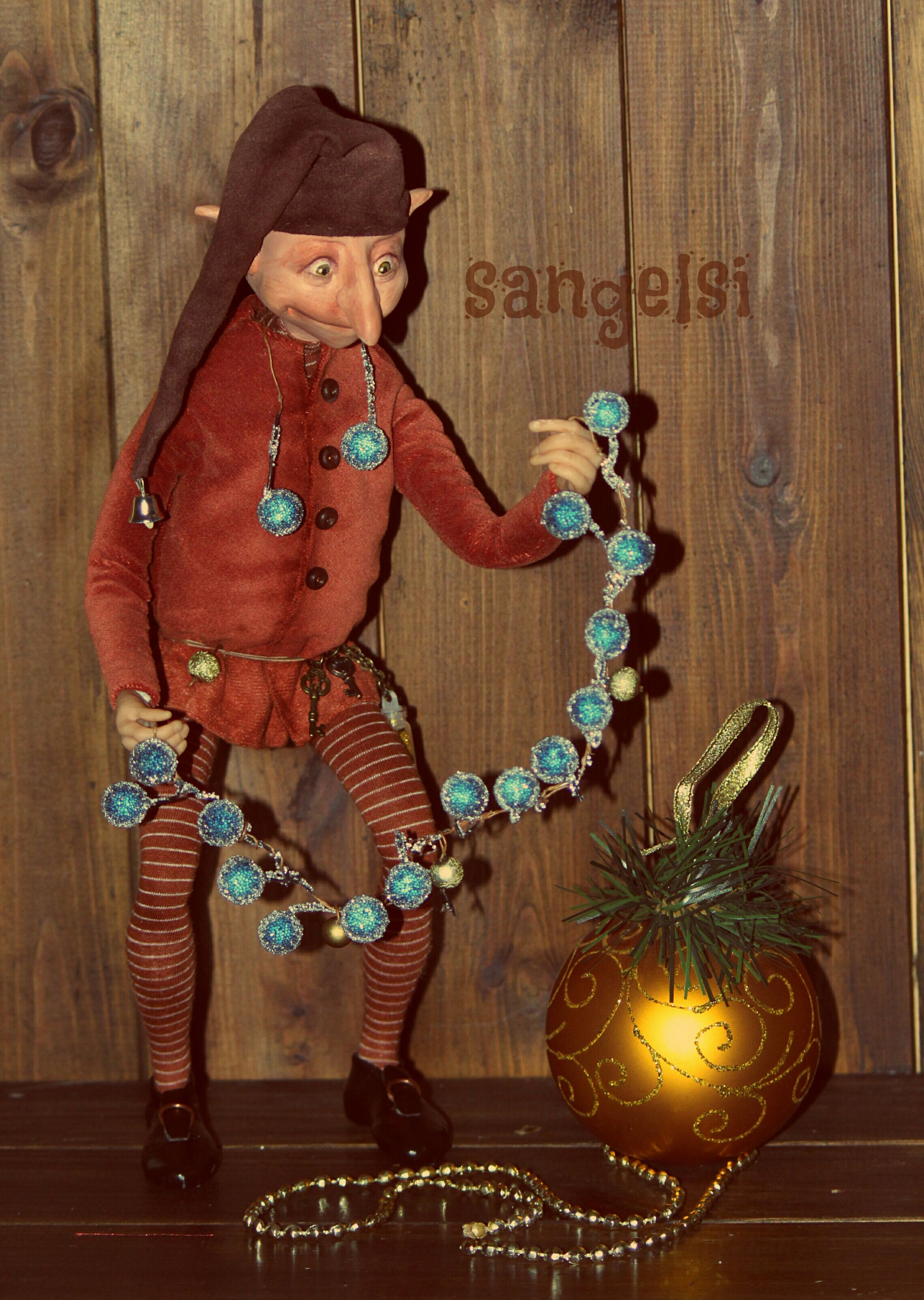 авторскаякукла олелукойе кукласказочник куклавподарок сказка куклаолелукойе сувенир кукла
