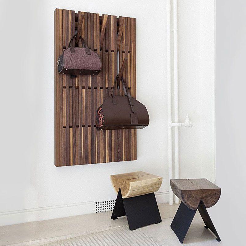 прихожая мебель дизайн интерьер вешалка для одежды
