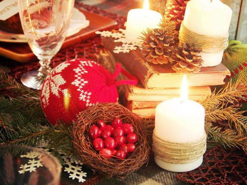 советы праздник интерьер дом декорирование новыйгод