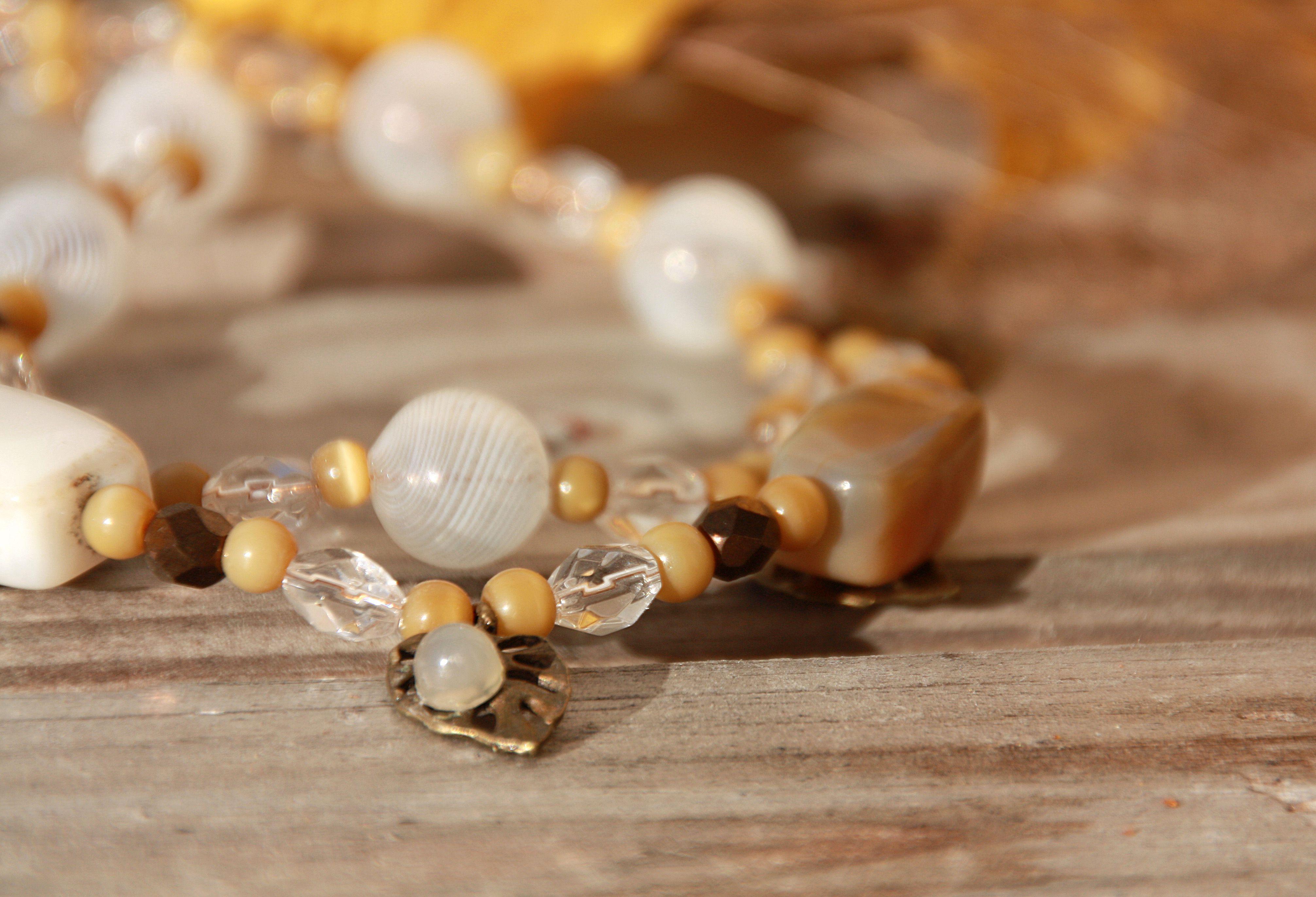 хрустальный классика осенний льдинки природный стеклянные украшения серьги белый натуральные комплект бежевый колье прозрачный камни
