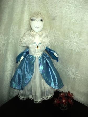 ручнаяработа кукла