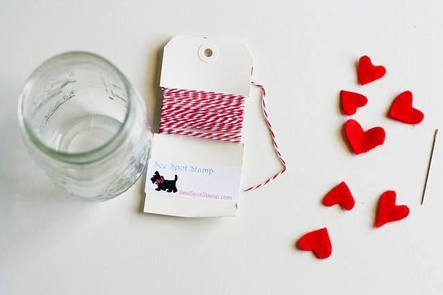 Подарки на день святого Валентина своими руками 8