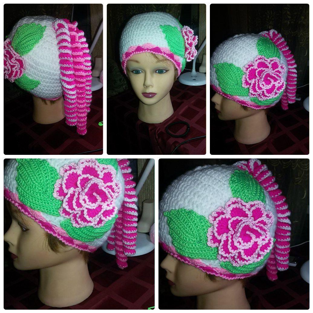 девочка подарок шапочка