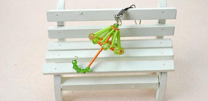 подарка бисер подвеска идеи брелок руками своими подарок сделай сам дети
