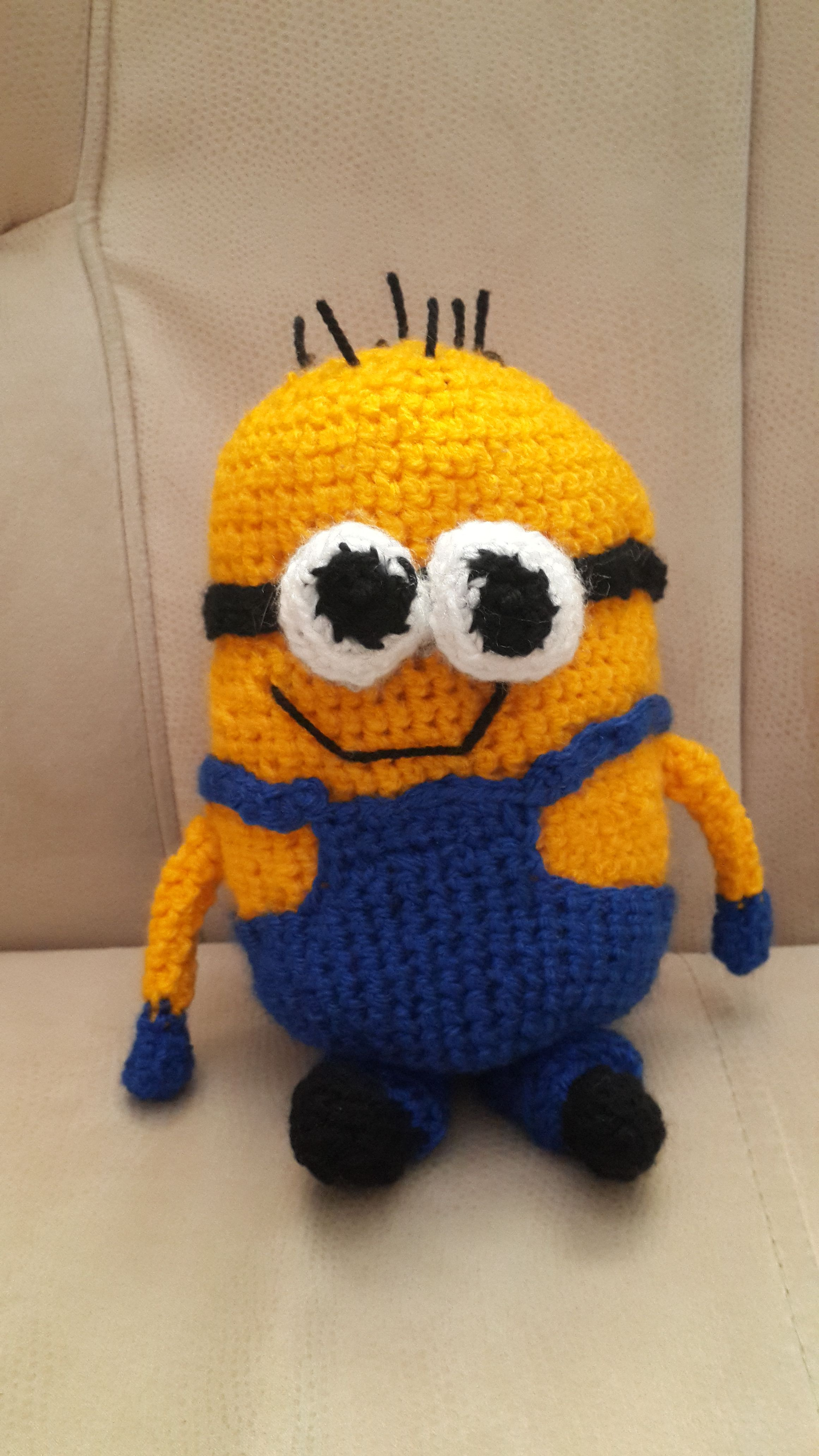 миньон#вязание#вязаныеигрушки#игрушки#изделия