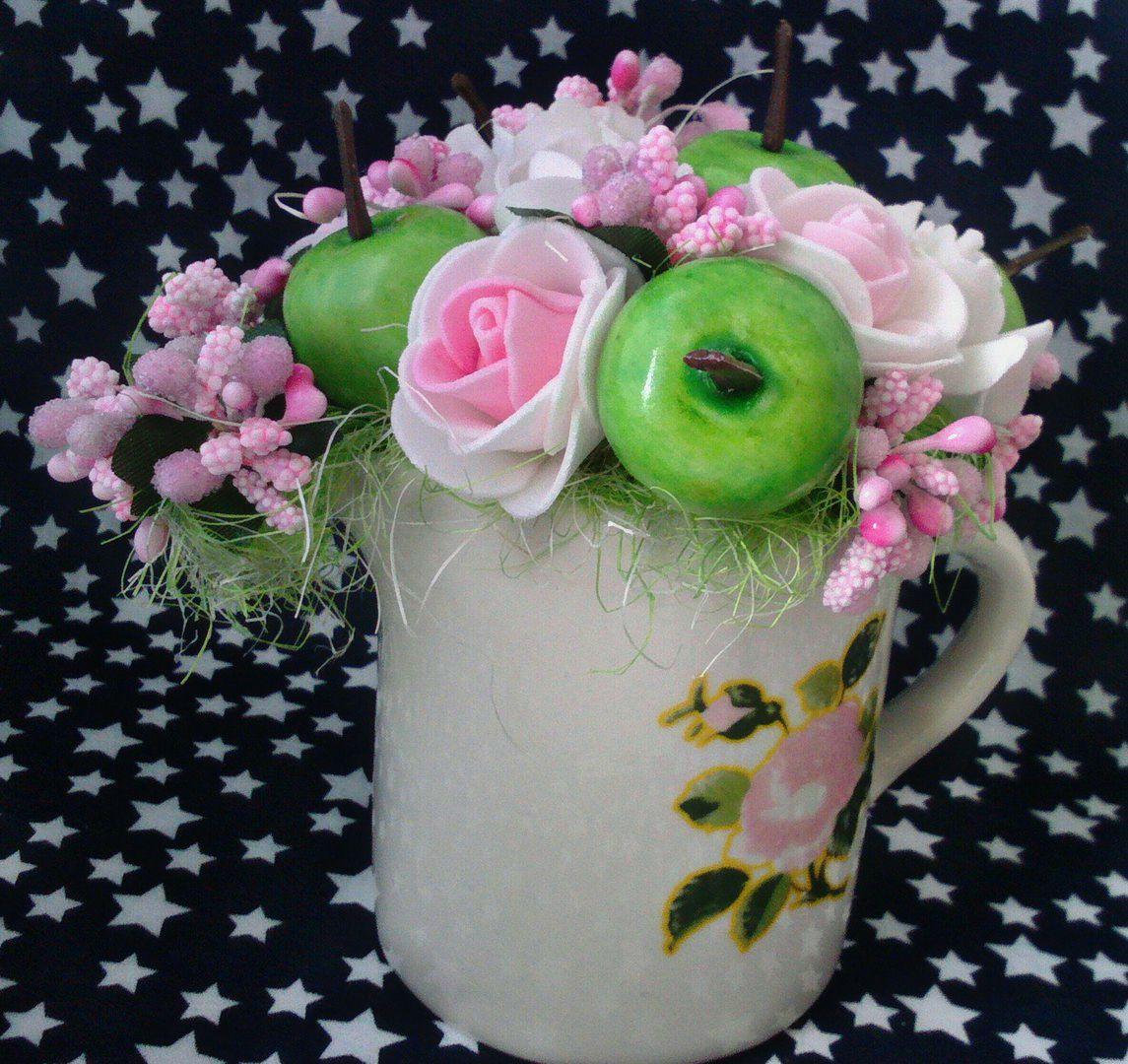 декор цветы подарок своимируками