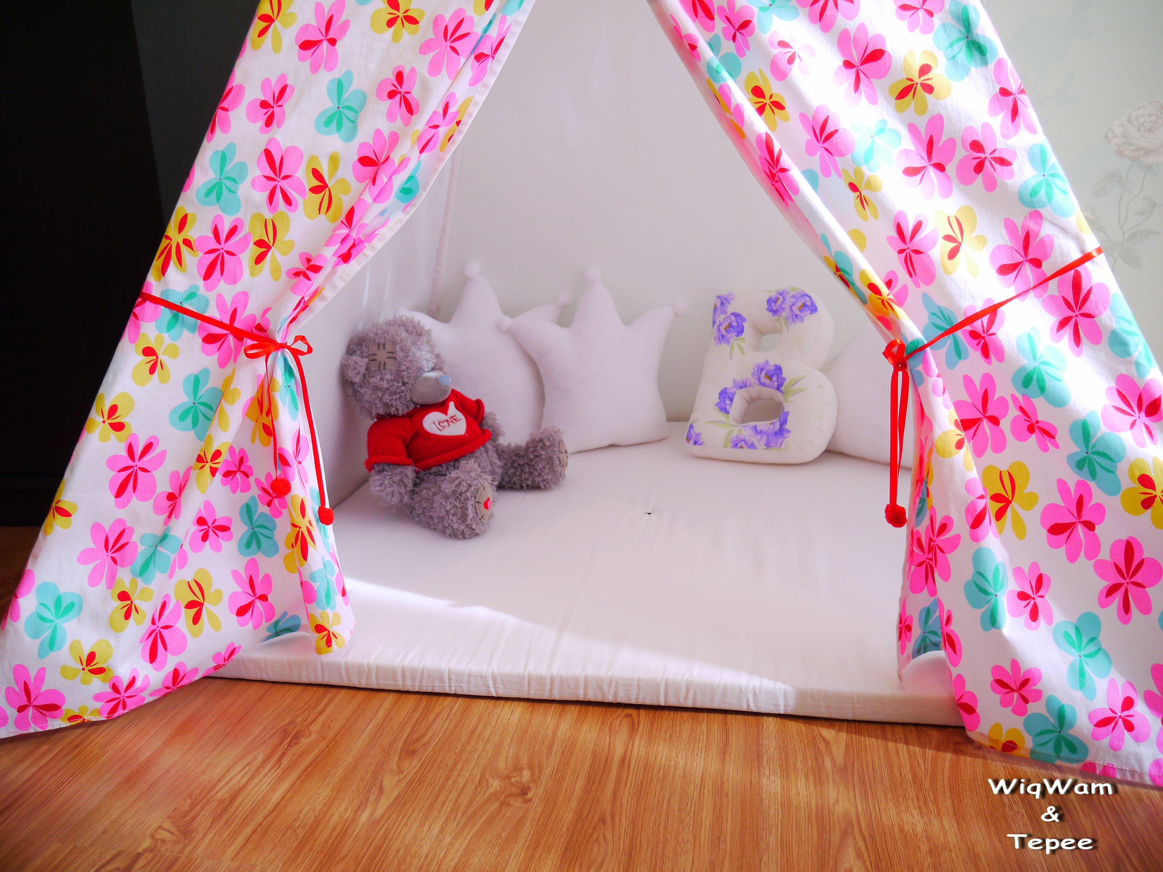 вигвам подушки палатка типи
