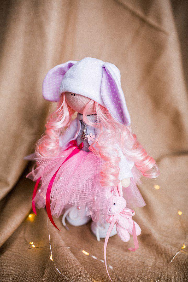 работы кукла ручной
