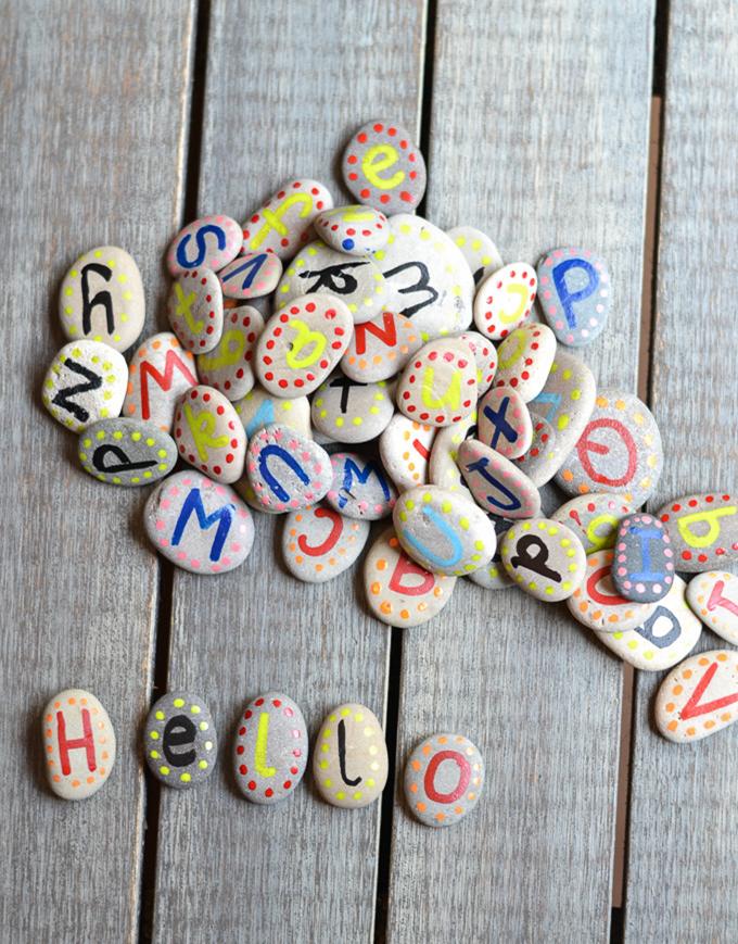 детьми алфавит забавы обучение с лето дети