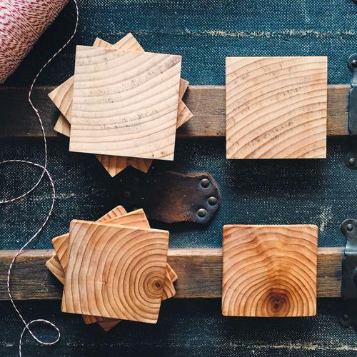 дома дерева переработка под горячее для поделки из идеи руками своими подставка
