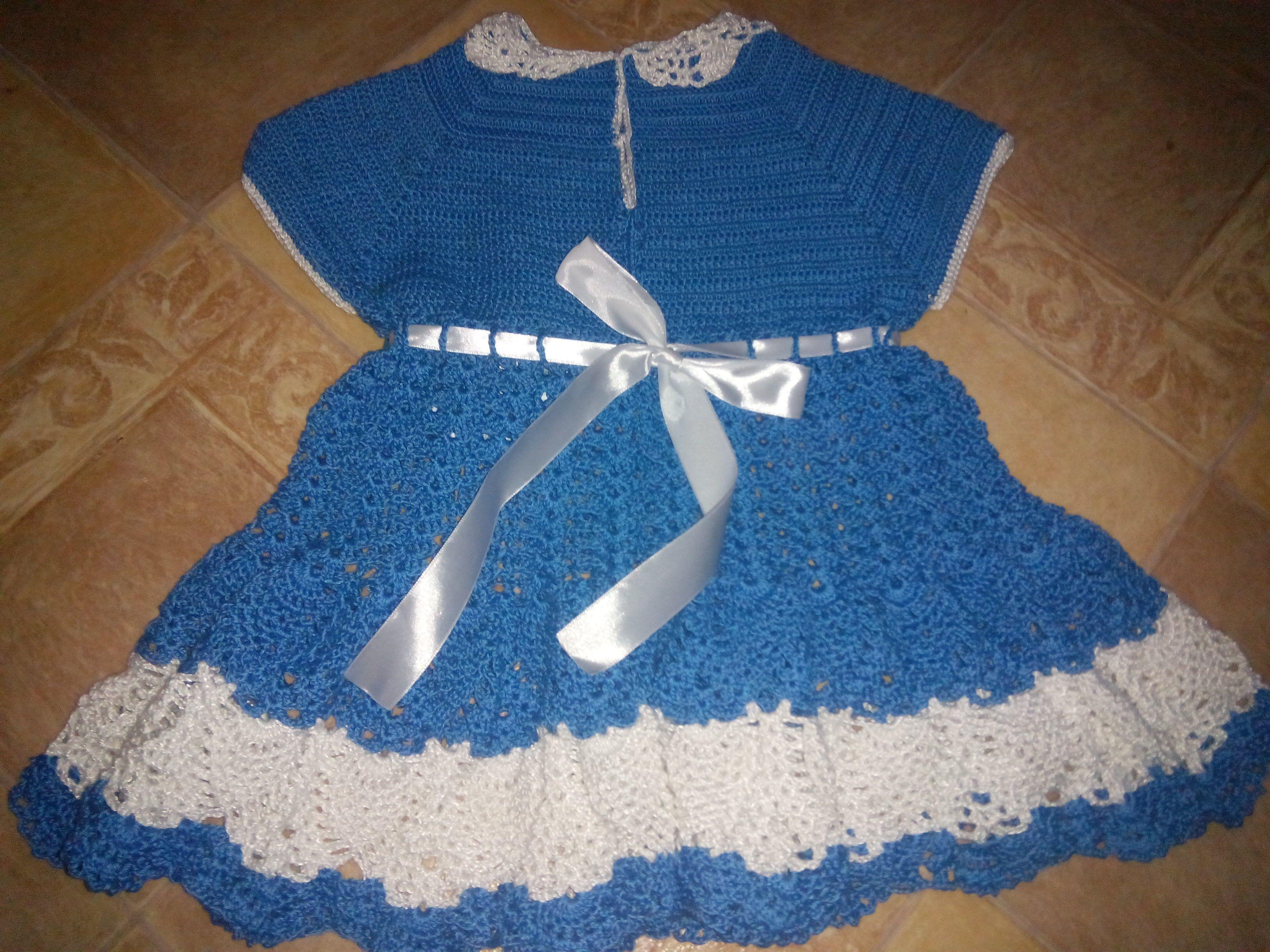 крючком работа платье лето для ручная девочки вязание дети кружево