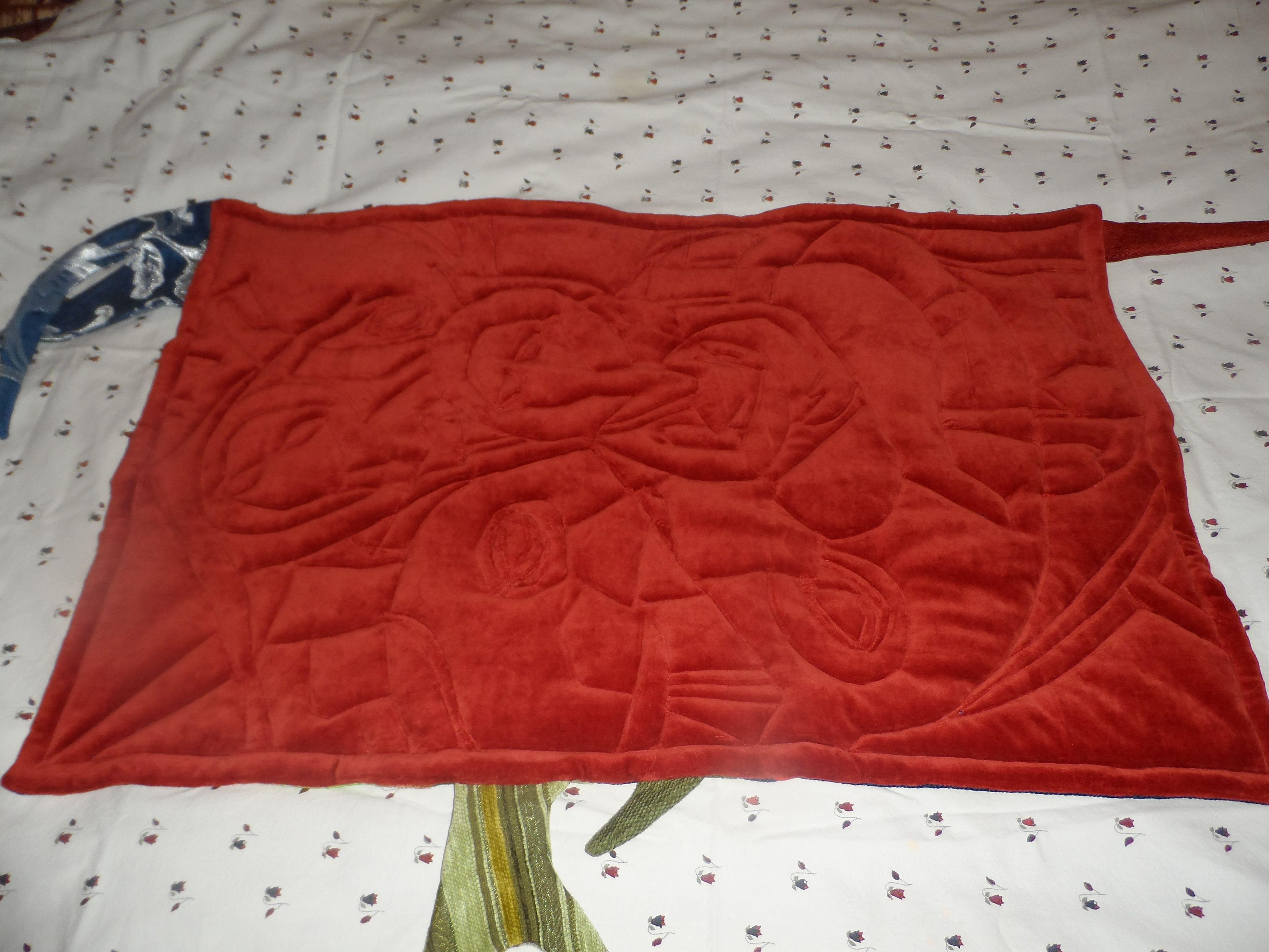 подарок изделие одеялко аппликация печворк для малыша детей ткани