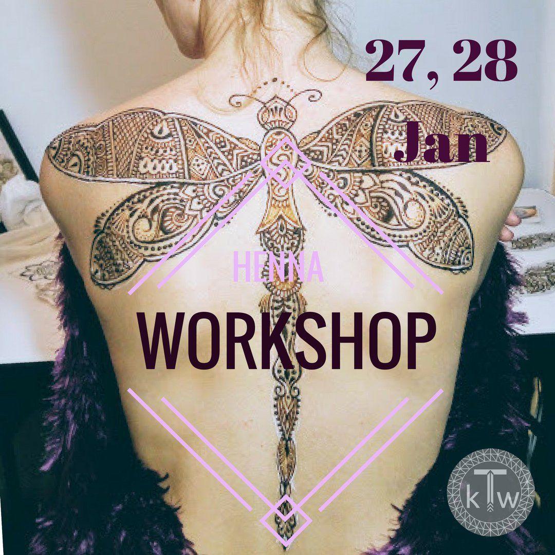 роспись росписи мастер курсы класс татуировки хной обучение тату